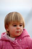 Lucie à ses deux ans