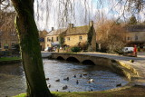 Bourton in January