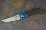 Allen Elishewitz custom knives, old-school
