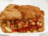 Halibut and chips from Jiggers.jpg
