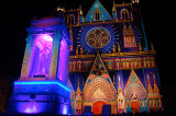 Lyon Lumiere St Jean Cathedral