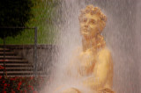 Linderhof fountain detail 3