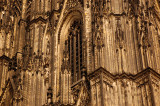 Cologne Cathedral facade 3