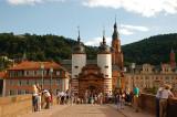 Onion towers at Heidelberg