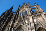 Facade Cologne Cathedrale