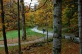 Linderhof Castle trail