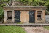 Btry Alexander latrine