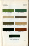 Post-Pearl Harbor camouflage colors (TM 5-269, 1942)