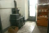Fort Point architecture, second tier kitchen.