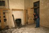 1st floor room with fireplace,  immediately left of front door