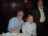 Dr. and future  Smoke Signals columnist Lewis Loskovitz and Debra  and Larry Diamond
