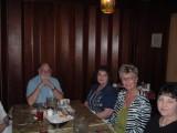 Jim New, Lana and Jo Ann Solomon, Lynn Pepper