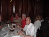 Vickie, and Larry Waddey, Raymond Buring and Stanley Engelberg
