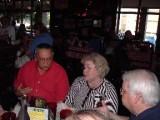 Frank Gongleski (61) and Pat(64) Key Gill and Jim Gill