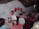 Assorted grandkids and cousins of Paulla Sharpe Thetford
