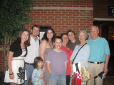 Sue and Family - 2010