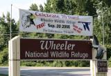 Wheeler Wildlife Refuge's 70th Anniversary Celebration Day