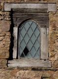 Window in English Manor house