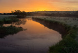 Culm River at Bradninch - Devon