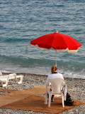 The red parasol
