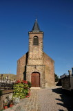 Peaceful parish church
