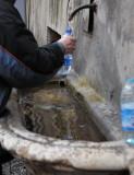No water shortage