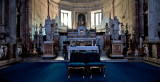 Altar and Sanctuary, San Pietro Montorio