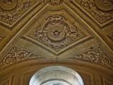 Ceiling detail ,San Pietro Montorio