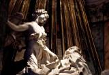 St Teresa of Avila by Bernini