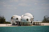 Abandoned dome house
