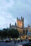 Early evening, Bath