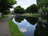 A walk by the canal