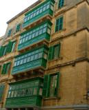 The green windows
