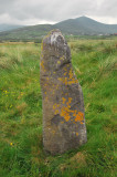 Gallán cloiche : A Standing Stone with Ogham Inscriptions
