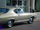 1968 Chevelle star
