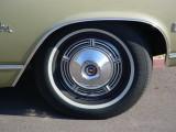 1968 Chevelle wheel