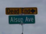 Alsup Avenue