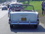 Malibu 57 Chevy Convertible Sunday