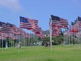 Pepperdine University Malibu Flags Sunday
