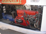 inline six cylinder motor