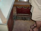trap door to escape