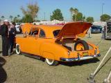 1950 Chevy Sport Coupe car show & sale $13,200