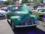 1940 Buick special straight eight
