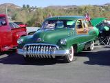 1950 Buick Woody