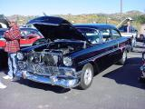 1956 Chevy 2 door post