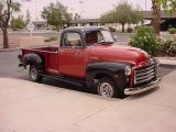 restored 1949 GMC