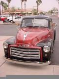 1949 restored GMC
