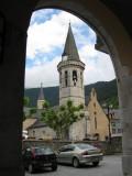 Vielha. Església de Sant Miquel