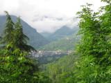 Vista desde Vilac