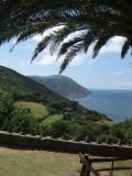 Vista desde San Andrés de Teixidó